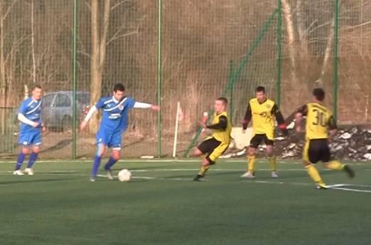 W meczu IV ligi rozegranym w Słupsku, Pomorze Potęgowo przegrało z rezerwami Bytovii 1:3 (0:0).