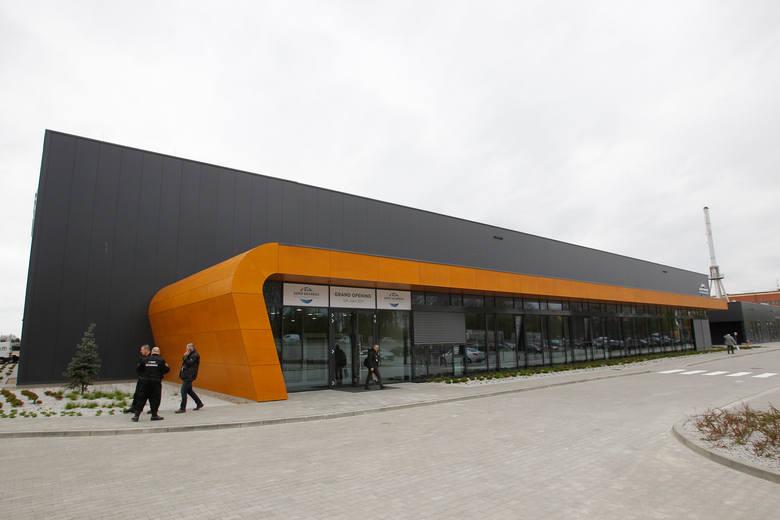 Budynek Aero Gearbox International w Ropczycach
