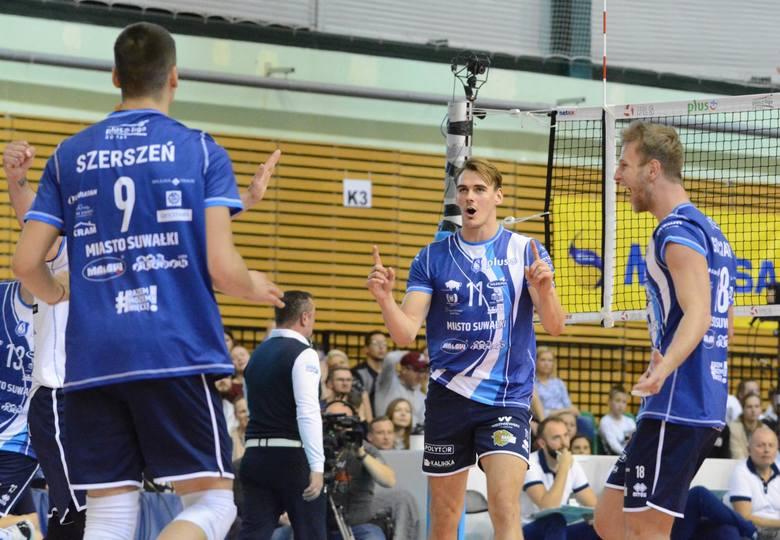 Drużynie Ślepska Malow w rundzie zasadniczej zostały do rozegrania dwa mecze