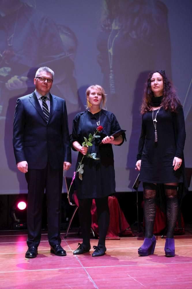 Medale Młodej Sztuki i Nagrody Pracy Organicznej wręczone!