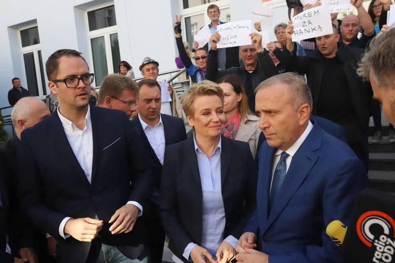 Hanna Zdanowska, Klaudia Jachira, Magdalena Ogórek - kobiety, które potrafią zagrać politykom na nosie