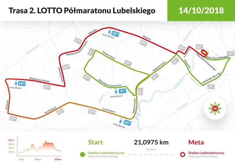 2. LOTTO Półmaraton Lubelski już dziś. Uwaga na utrudnienia!