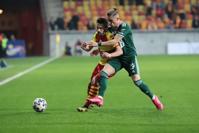 Dzisiaj o godz. 20.30 Śląsk Wrocław zmierzy się z Jagiellonią w Białymstoku w meczu 36. kolejki PKO Ekstraklasy. Udało nam się ustalić, w jakim składzie