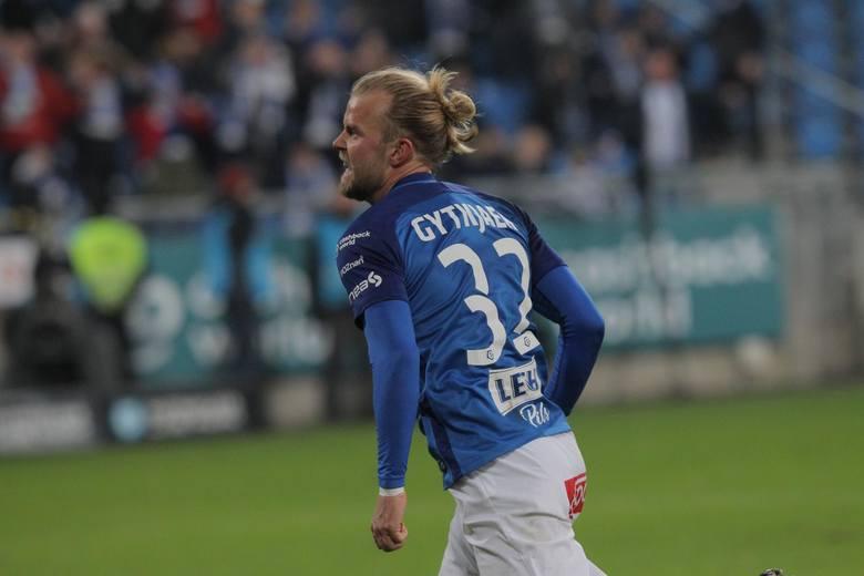 Pozyskanie Ołeksija Chobłenki na pewno bardzo dobrze odbiło się na dyspozycji Christiana Gytkjaera. Duńczyk w każdym meczu wpisywał się na listę strzelców.