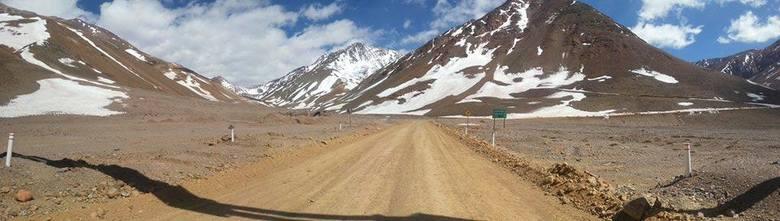 Mechanik rowerowy z Zielonej Góry jedzie przez Amerykę Południową. Po drodze ma takie przeszkody jak Andy i pustynia Atacama