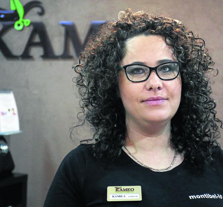 Rozmowa z Kamila Piotrowską, właścicielka salonu fryzjerskiego Kameo w Słupsku, biorącym  udział w plebiscycie.