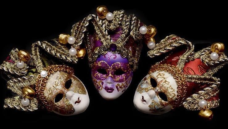 Zrób maskę karnawałową - bezpłatne warsztaty w Miejskim Domu Kultury w Brzezinach
