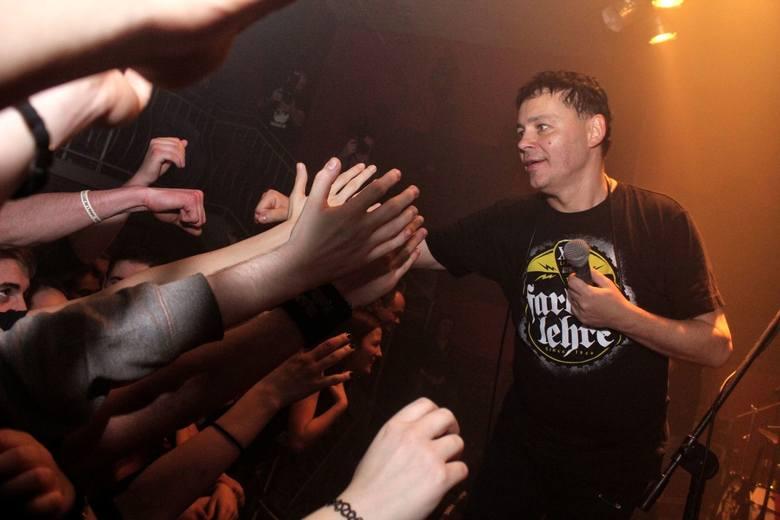 30 lat Farben Lehre - koncert w klubie Semafor w Skarżysku