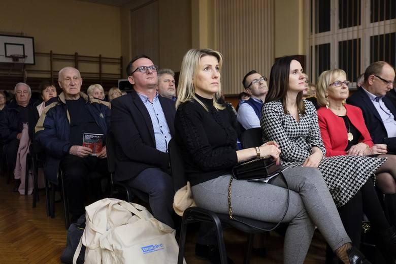 Na zdjęciach wczorajsze spotkanie z prezydentem na Stawkach