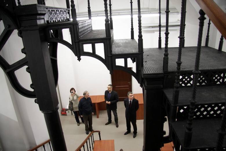 Wyremontowany Sąd Rejonowy w Lublinie.