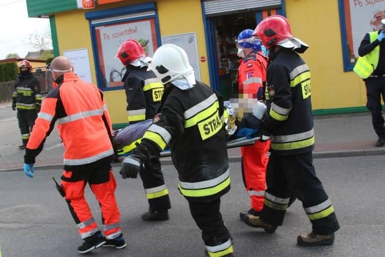 Minął prawie rok od wybuchu gazu w Sławnie. Prokuratura postawiła zarzut 39-latkowi