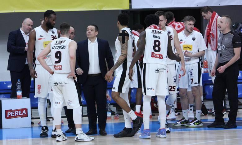 Są pod ścianą i muszą odpowiednio zareagować - komentarze po 3. meczu play-off Pszczółki Startu Lublin z BM Slam Stalą Ostrów Wlkp.