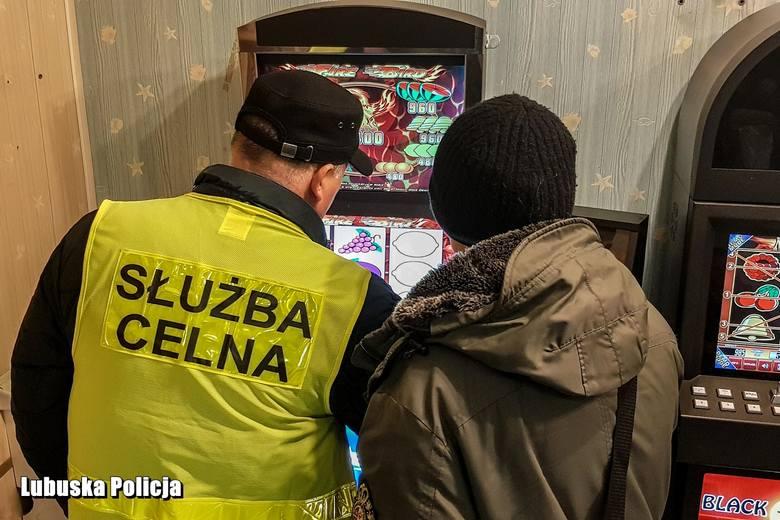 To już kolejne uderzenie gubińskich kryminalnych w światek nielegalnego hazardu. Każda informacja o nowym punkcie, w którym prawdopodobnie może być prowadzona