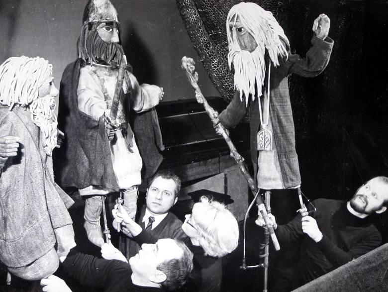 Nie żyje Aleksander Skowroński, aktor Teatru Miniatura. Miał 84 lata