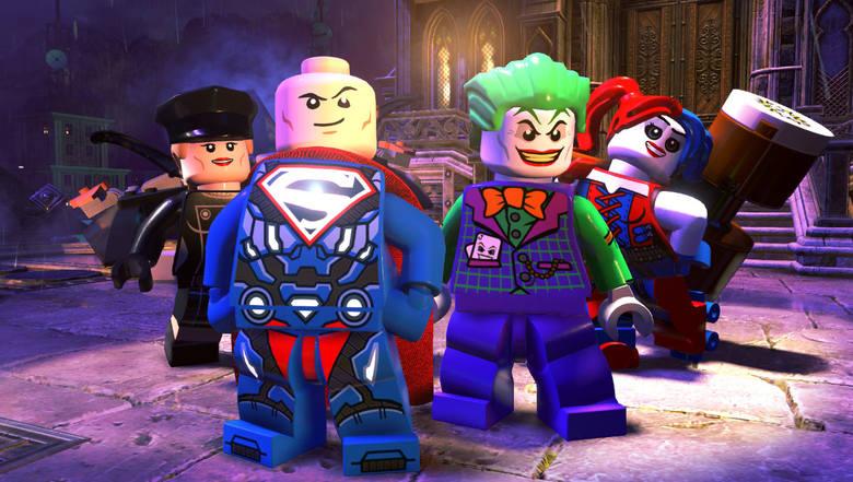 Lego DC Super-Villains ZłoczyńcyLego DC Super-Villains Złoczyńcy