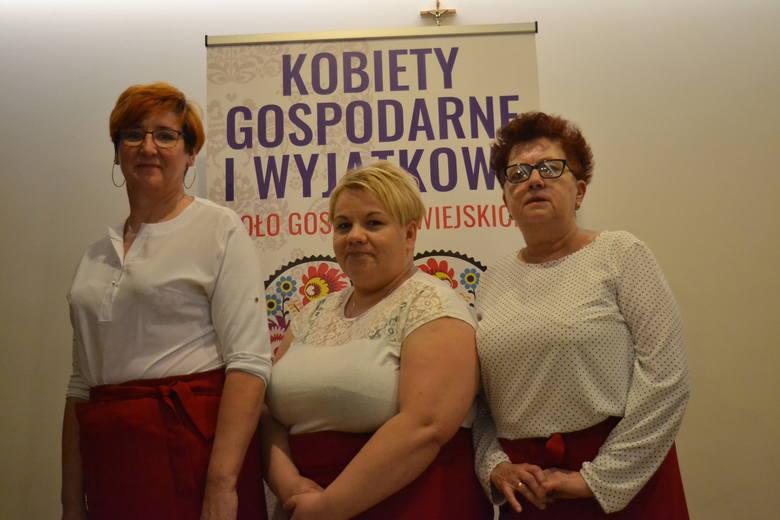 Gmina i Miasto Odolanów: Koło Gospodyń Wiejskich z Tarchał Wielkich
