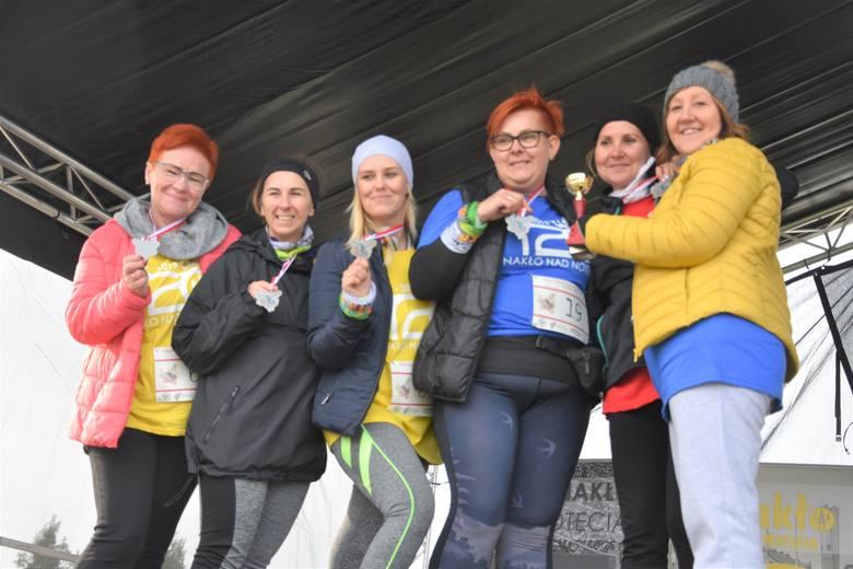 Powodzeniem cieszył się niepodległościowy bieg terenowy na 7 km zorganizowany w niedzielę 3 listopada w  podnakielskim Paterku.  Organizatorami wydarzenia: