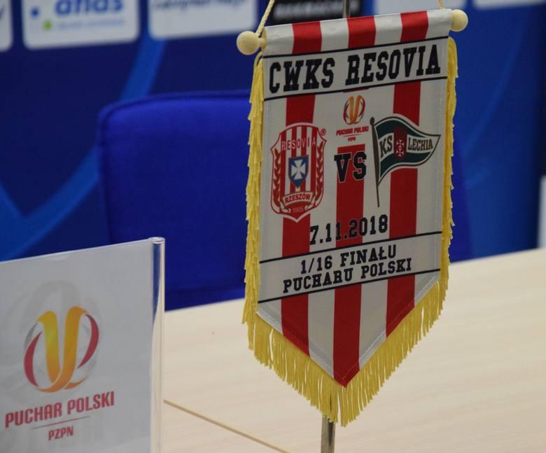 Ponad 4 tysiące kibiców oglądało na żywo mecz Pucharu Polski pomiędzy Apklan Resovią a Lechią Gdańsk. Była też telewizja i wygrana gości 3:1. Zobacz
