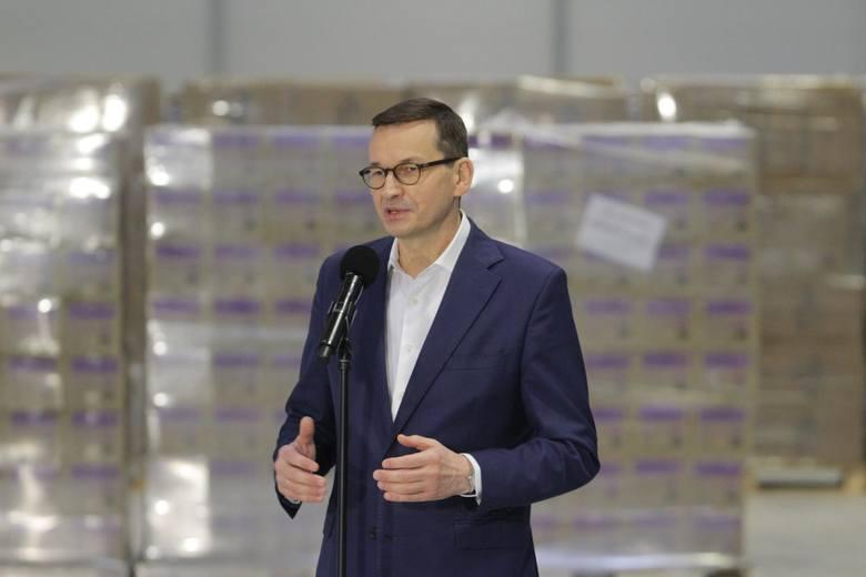 """Mateusz Morawiecki o """"Nowym Polskim Ładzie"""": Chcemy, żeby polska gospodarka była przygotowana do mocnego odbicia"""