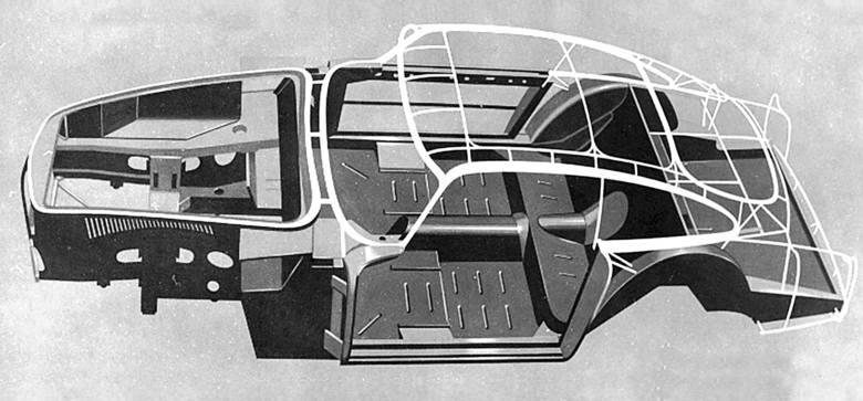 Aston Martin DB4 GT w wyścigowej wersji Littleweight. Zbudowano ich na początku lat 60. tylko sześć. Teraz powstaje następnych 25
