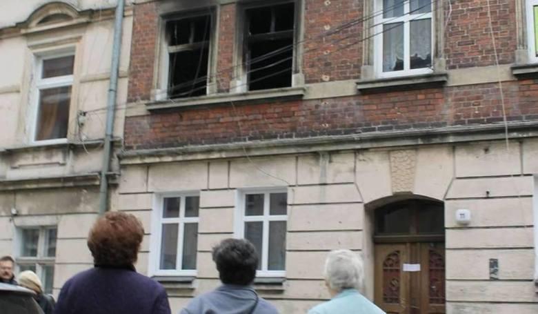 Tragiczne wydarzenia rozegrały się w maju 2014 roku w kamienicy w Namysłowie.