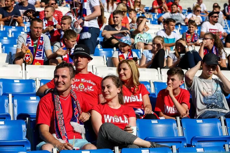 13.05.2018: Wisła - Lech Poznań