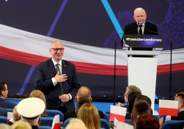 Szefem kampanii PiS został Joachim Brudziński, nowy europoseł