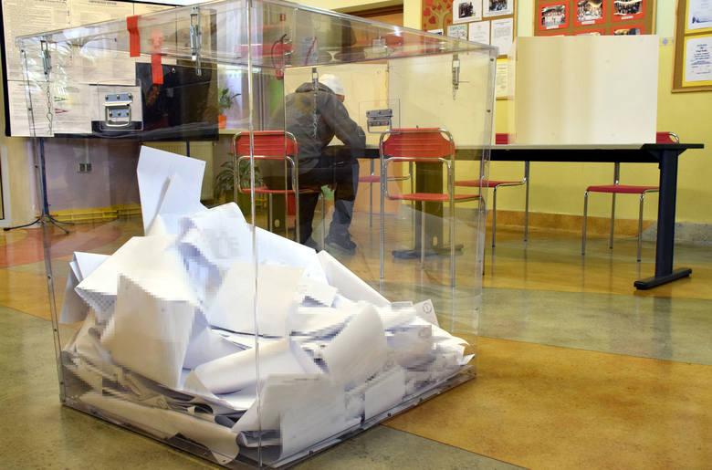 Wybory Samorządowe 2018. Krośnianie wybierają władze na 5 kolejnych lat [ZDJĘCIA]