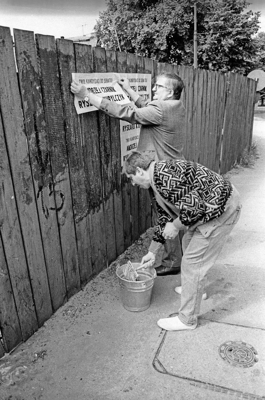 Jak wyglądał 4 czerwca 1989 roku w województwie słupskim? Zobacz zdjęcia