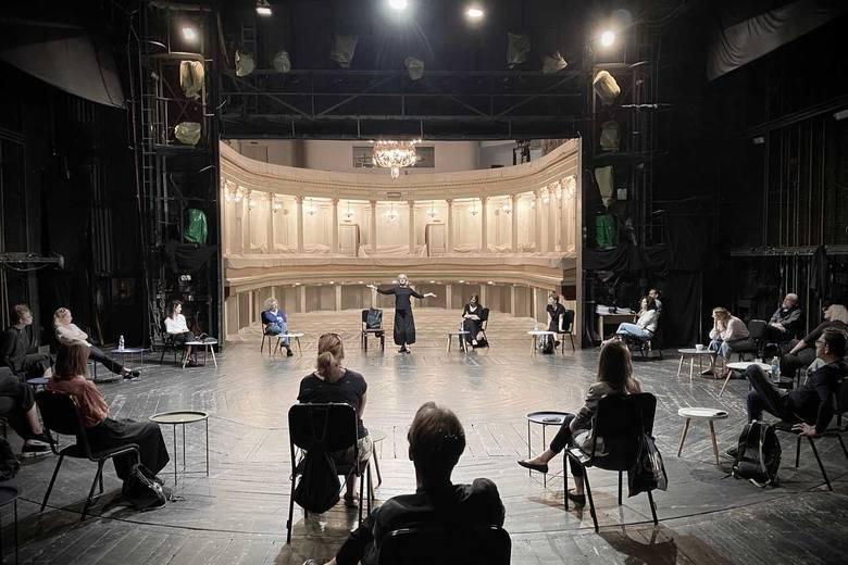 """""""Króla Leara"""" wystawi jesienią Teatr Kochanowskiego w koprodukcji ze sceną legnicką"""