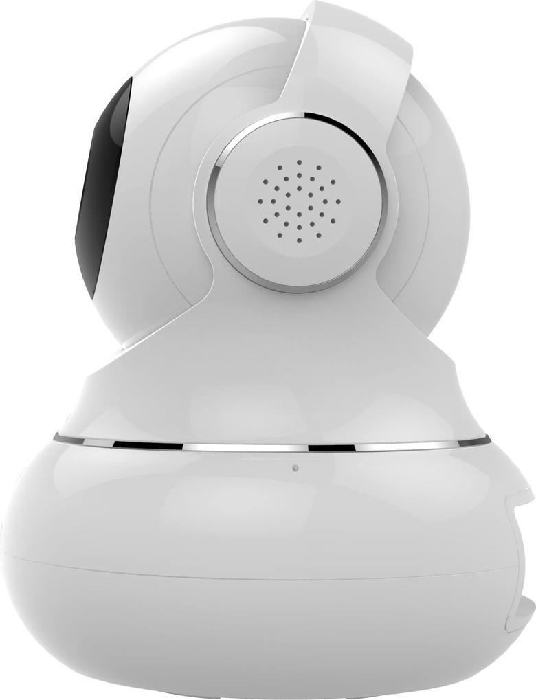 Kamera do monitorowania pokoju dziecinnego Littlelf LF-P1s - niedroga, funkcjonalna i przydatna [NASZ TEST, FILM] - Laboratorium, odc. 26