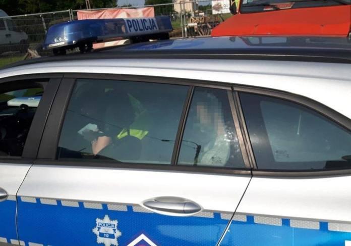 """Akcja """"Trzeźwy kierowa"""" odbyła się w sobotę, 25 maja, w Gubinie. Jeden kierowca już dalej nie pojechał.  Policjanci z krośnieńskiej drogówki akcję """"Trzeźwy"""