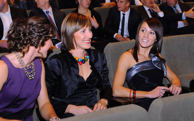 Czarna perła dla Anity, laur honorowy dla Kamili