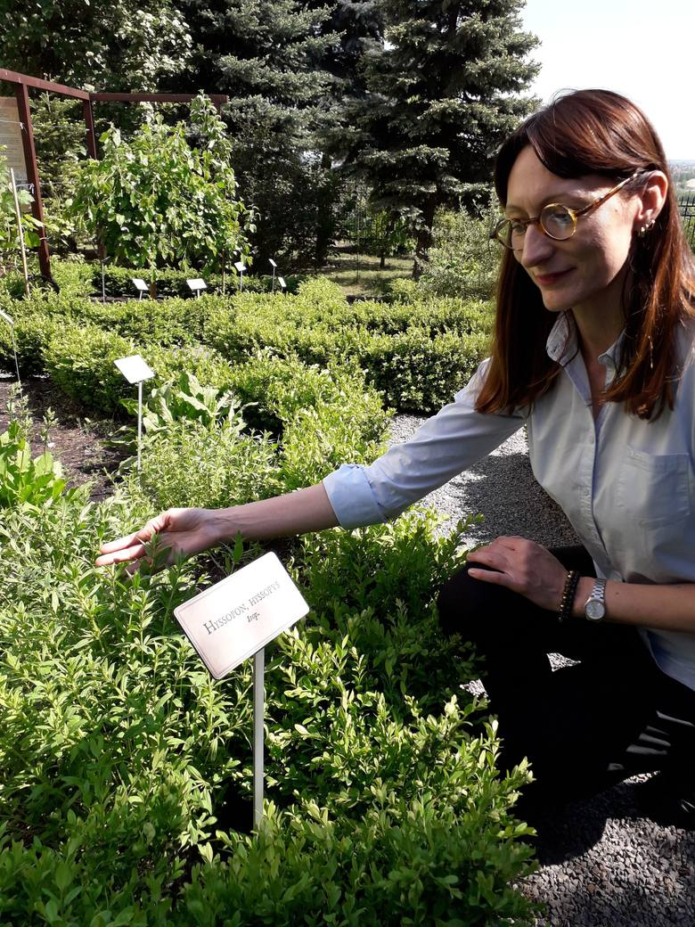 Anna Suchecka uczy biologii w Szkole Podstawowej nr 3 w Sandomierzu.