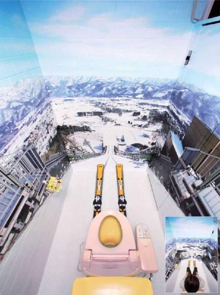 Dziwne łazienki na 19 listopada, czyli Światowy Dzień Toalet [GALERIA]