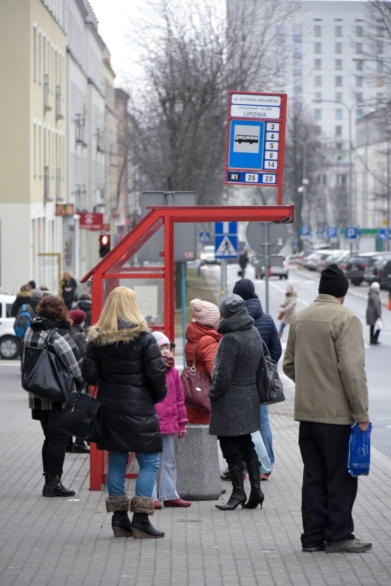 Prezydent Tadeusz Truskolaski: przynajmniej na razie miasta nie stać na powrót do normalnego rozkładu jazdy autobusów komunikacji miejskiej