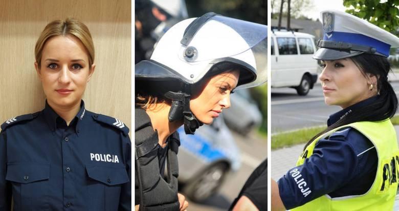 Z naszego obszernego archiwum zdjęć wybraliśmy fotografie najładniejszych policjantek w Polsce! Zobaczcie ładniejszą stronę polskiej policji! >>>>>>>>