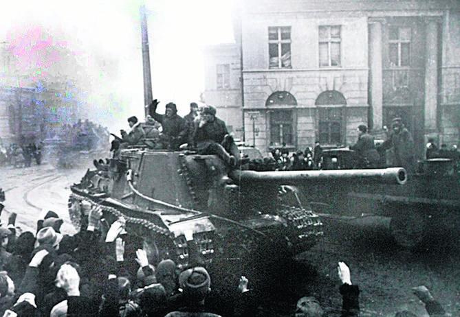 Kartka z kalendarza: 73 lata temu Armia Czerwona wyzwoliła Łódź i Kutno