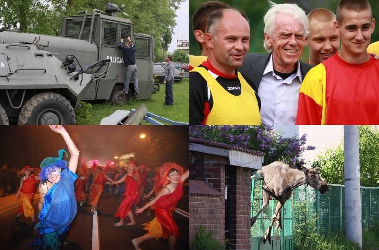 Czym żyliśmy 10 lat temu? W maju 2009 roku w Białymstoku i regionie działo się sporo. Zapraszamy na podróż po wspomnieniach!