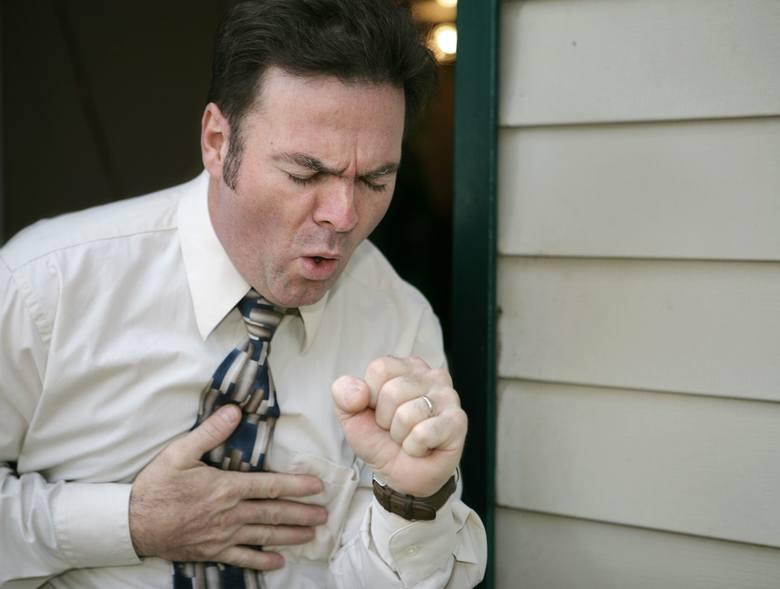 Powikłania po grypie: pogrypowe zapalenie płuc