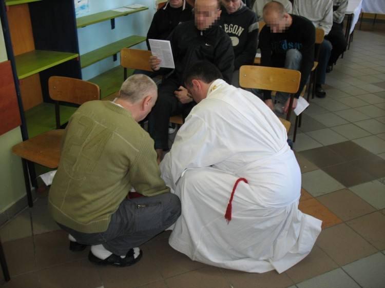 Areszt śledczy i zakład karny przygotowują Wielkanoc (zdjęcia)
