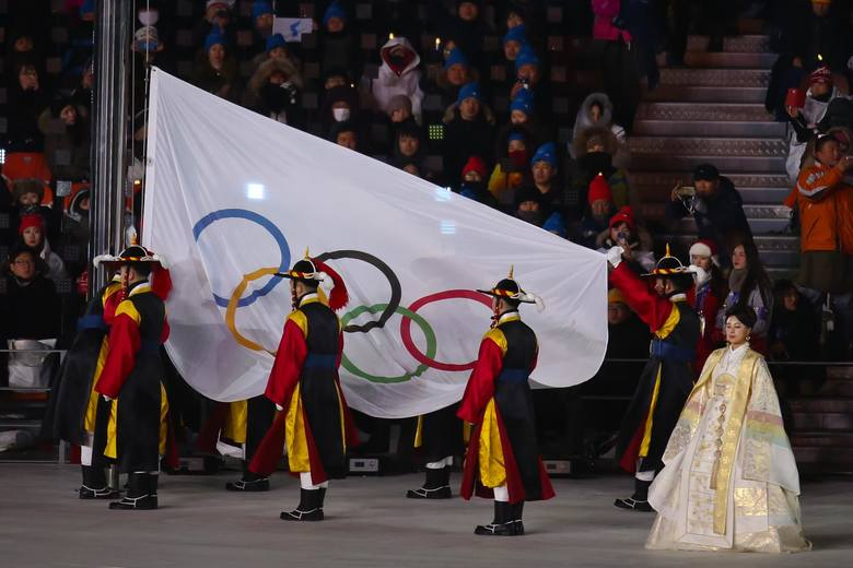 Zimowe igrzyska olimpijskie rozpoczęły się po raz 23. w historii.