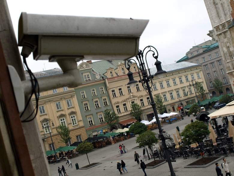 Kraków. Przybędzie 30 kamer miejskiego monitoringu