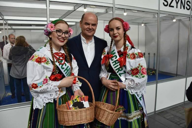 W Poznaniu spotkaliśmy reprezentantów Kujawsko-Pomorskiego. Wśród osób, które stawiły się pierwszego dnia na Narodowej Wystawie Zwierząt Hodowlanych