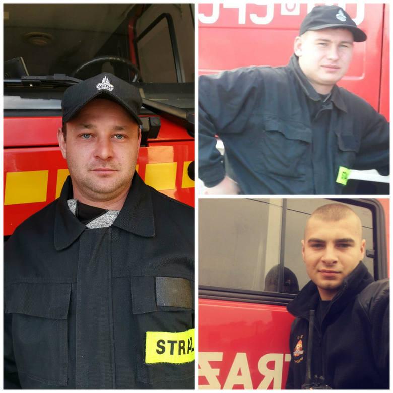 Mają obowiązki zawodowe, ale potrafią je godzić ze służbą w Ochotniczej Straży Pożarnej. Trafili do niej za sprawą tradycji rodzinnych i propozycji przyjaciela.