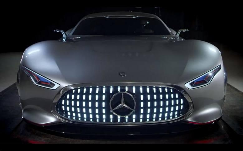 Gran Turismo 6Mercedes-Benz AMG Vision GT w Gran Turismo 6