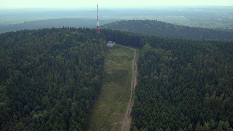 Góra Telegraf jest najwyższym szczytem na terenie Kielc. Liczy – w zależności od tego, jak podają różne opracowania – 406 lub 408 metrów wysokości.<br />