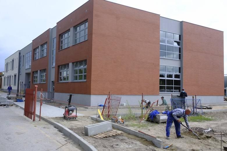 Od września Szkoły Salezjańskie Don Bosco w Toruniu powiększą się o nowy budynek. Obecnie wykonawcy inwestycji pozostały do zakończenia jedynie tzw.