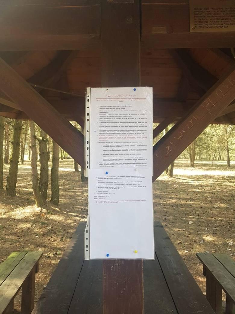 Leniewo. Dzielnicowy zareagował na prośby mieszkańców i już widać efekty (zdjęcia)