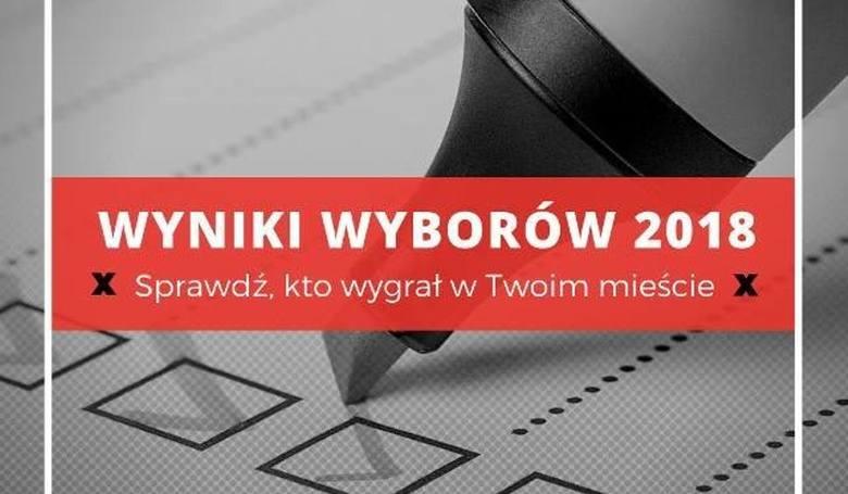 Wybory 2018. Andrzej Kordylas będzie nowym wójtem gminy Damnica